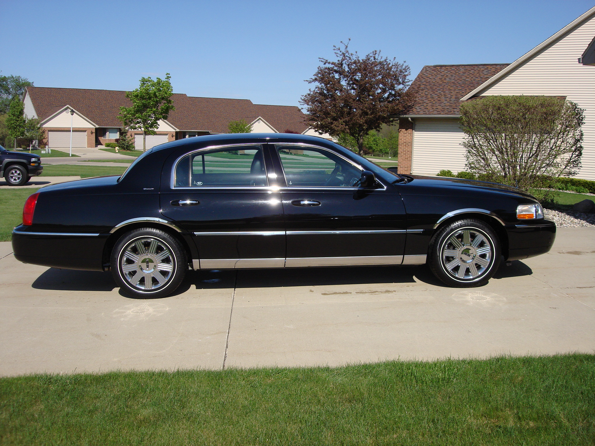 24 Inch Rims 24 Inch Rims Lincoln Town Car